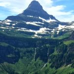 Citadel Mountain, Glacier National Park, Montana